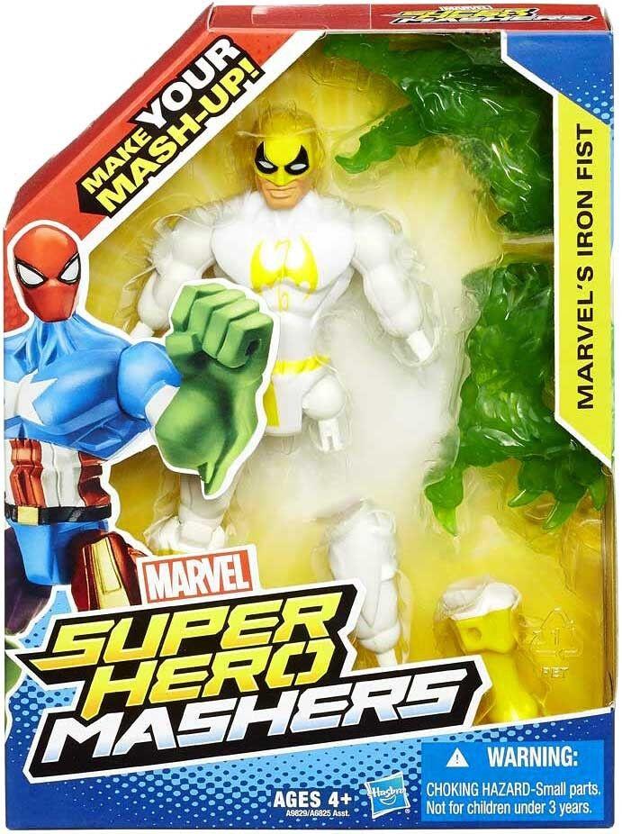 Marvel Super Hero Mashers Iron Fist Action Figure