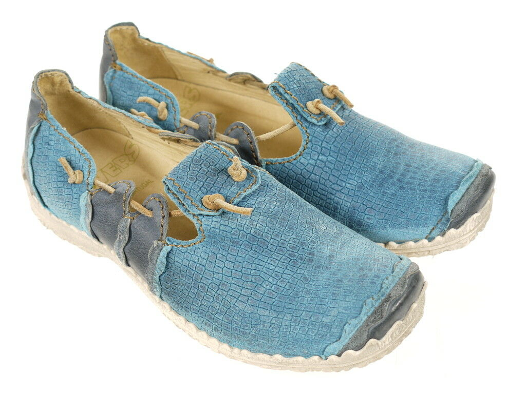 Rovers Schuhe  Musterschuh 60012 Gr. 37 Original Schuhe  Schuhe Neu hellblau UNIKAT caee5b
