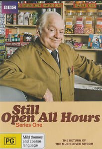 STILL-OPEN-ALL-HOURS-Series-One-NEW-amp-SEALED-Region-4