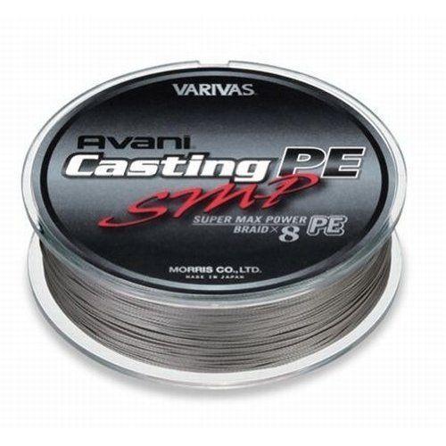 MORRIS PE LINE VARIVAS Avani Casting Super Max Power PE 400m  4 MAX 70lb