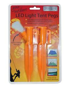 Image is loading Boyz-Toys-RY388-Gone-Outdoors-Twist-Operated-LED-  sc 1 st  eBay & Boyz Toys RY388 Gone Outdoors Twist Operated LED Tent Pegs ...
