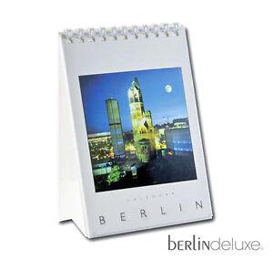 Berlin Büro Kalender 2019 NEU Aufstell-Tisch<wbr/>kalender Gedächtniskirc<wbr/>he Frontmotiv