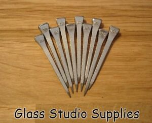 10-Horseshoe-Nails-for-Stained-Glass-amp-Lead-Foiling-HSN01