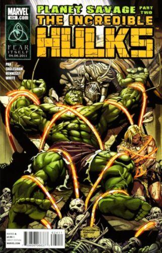 Incredible Hulks #624 Planet Savage Comic Book Marvel