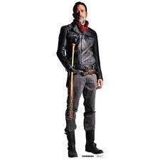 NEGAN Walking Dead Lifesize CARDBOARD CUTOUT Standee Standup Jeffrey Dean Morgan