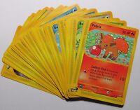 AQUAPOLIS - Common/Uncommon Pokemon Cards (Select your card)