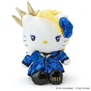 f1ea33284 Hello kitty yoshikitty Sanrio X Japan Yoshiki Plush Doll Stuffed toy ...
