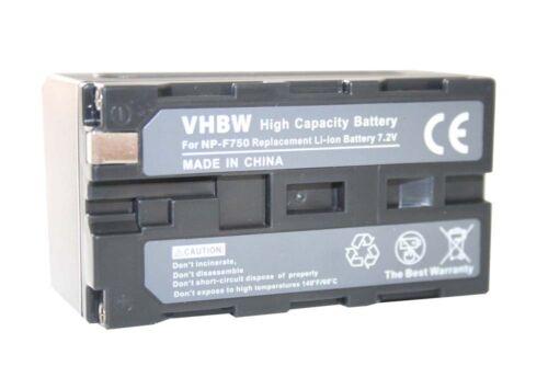 Original VHBW ® batería para Sony np-f960 np-f750 np-750 CCD-trv DCR-trv