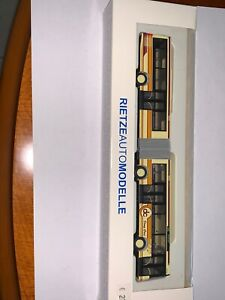 1:87 Rietze MAN Lion's City GL Damy Car Luxenburg