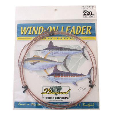 40 lb Momoi Diamond WIND-ON Leader