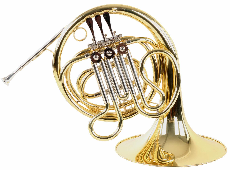 B-WARE Classic Cantabile WH 700 Waldhorn Konzerthorn Schülerhorn Anfänger Koffer