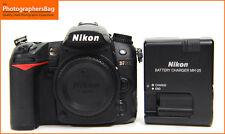Nikon D7000 Digital SLR Camera Body Battery Charger Free UK Post