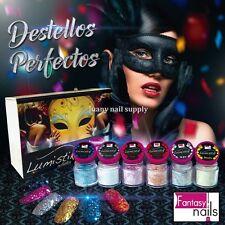 fantasy nails Lumistik acrylic collection **Free 2 decorations**