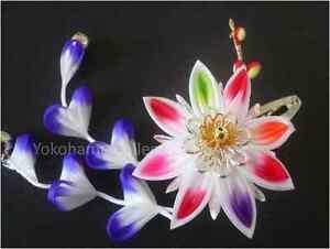 Japanese Hand Made Maiko Geisha Quot Hana Quot Flower Kanzashi