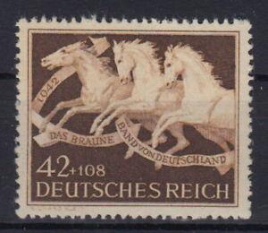 DEUTSCHES-REICH-Mi-815-Braunes-Band-postfrisch-MW-10-2F-014-1