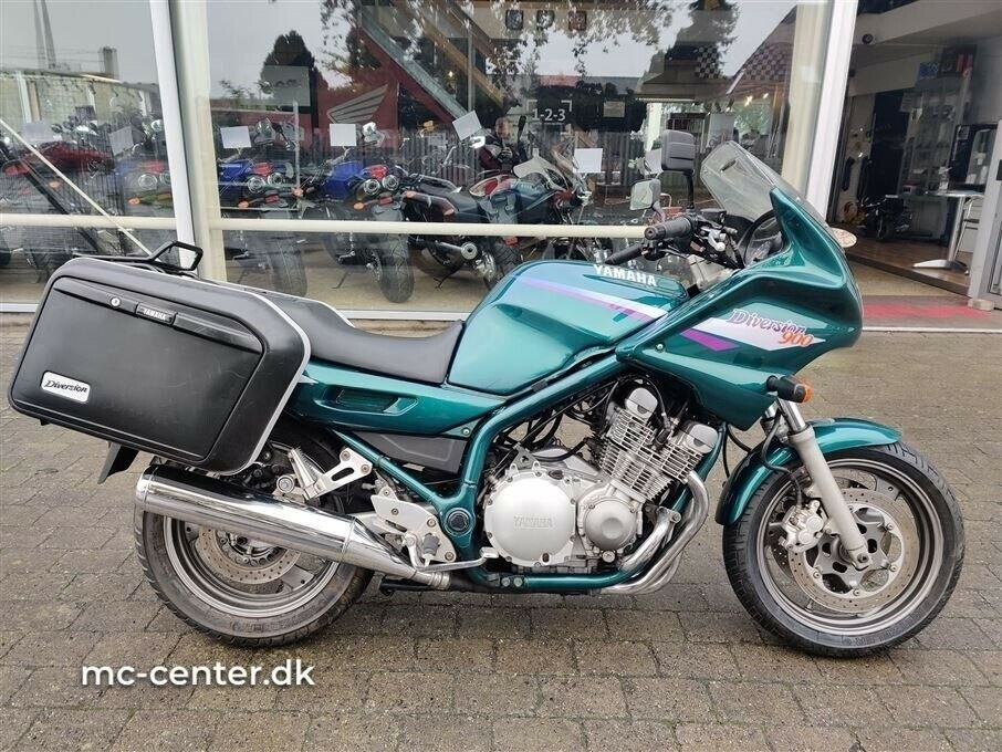 Yamaha, XJ 900 S Diversion, ccm 84