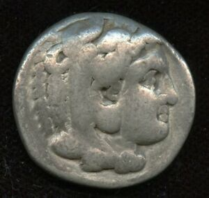 Ancient Coin - Alexander the Great - Tetradrachm