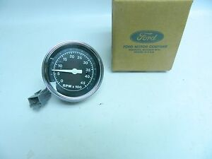 New-OEM-Ford-Medium-Heavy-Truck-Tachometer-Assembly