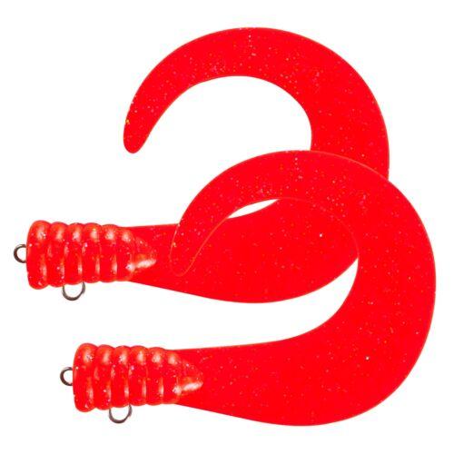 Svartzonker Twister Tails coda di ricambio mctail v2 svartzonkertail pezzo di ricambio