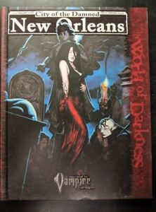 1x-City-of-the-Damned-New-Orleans-Used-Fine-Vampire-the-Requiem-RPG