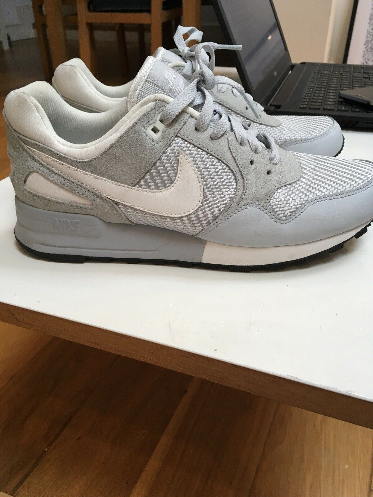 Nike Air Max Trainers Worn Once