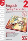 11+ Spelling and Vocabulary Workbook 2: Foundation Level by Stephen C. Curran, Warren J. Vokes (Paperback, 2014)