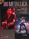 Metallica - Legendary Licks 1988-1996: An Inside Look at the Guitar Styles of Metallica by Russo Nick (Mixed media product, 2000)