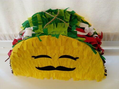 Pinatas Taco Pinata Party Mexican Birthday Game Smash Pop Boy Girl Fiesta Home Garden Vibranthns Lk