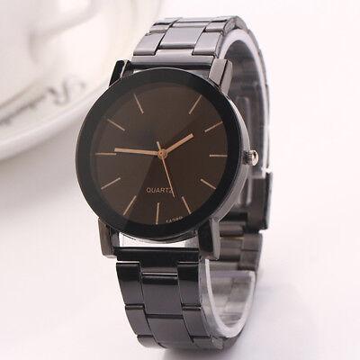 Men Women Couple Watches Fashion Design Quartz Analog Stretchable Wrist Watch
