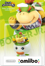 Amiibo Smash Bros Bowser Jr  - Wii UBRAND NEW