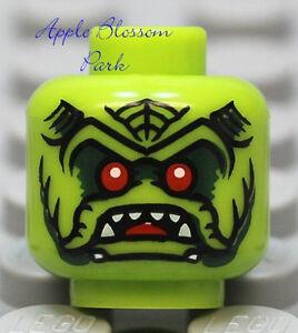 NEW A1 96430 LEGO SPACE Alien Trooper Head