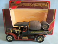 Matchbox Models Of Yesteryeary-26 1918 Crossley Romford Brewery Co.truck Mint
