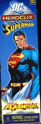 Wizkids Heroclix 1 Booster Superman
