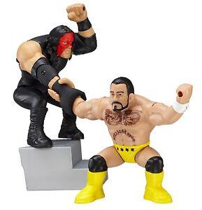 Wwe Power Slammers Kane Cm Punk Action Wrestling Starter