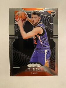 2019-20 Panini Prizm Ty Jerome Rookie Card #268 - ** MINT! WOW!! MUST SEE!!! **