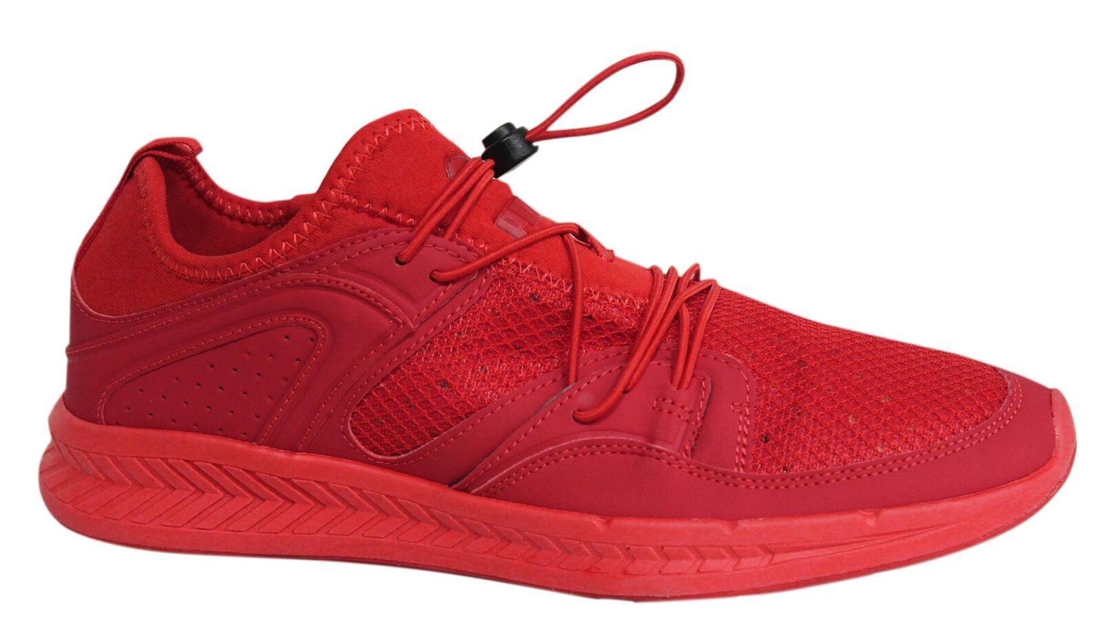 Puma Blaze Lace Ignite Future Minimal Lace Blaze Up  Herren ROT Trainers 362289 02 M11 1e5184