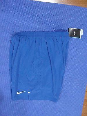 "Men/'s Nike 7/"" Dri-Fit 2 in 1 Running Shorts 827882 060 Size S~2XL"