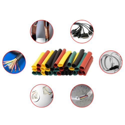 530 Car Electrical Wire Crimp Heat Shrinkable Connectors Trim Tubing Tubing Tube
