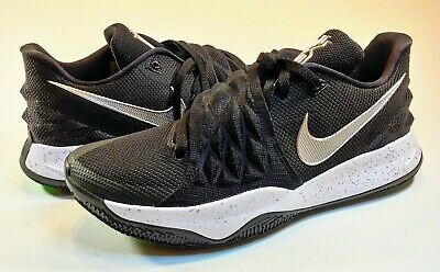 detailed look c0a3d e8922 Nike Kyrie Low 1 Black Metallic Silver Men's Size 12 Basketball Shoes  AO8979 003 | eBay