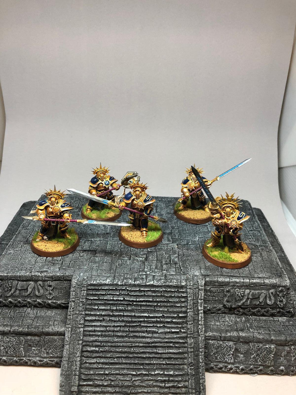 Warhammer edad de Sigmar  stormcast los eternos-projoectores  Pro Pintado