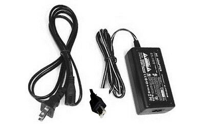 Globalsaving AC Adapter for JVC GZ-MS230BU GZ-MS230BUC Everio Camcorder Power Supply Cord ac Adapter Charger