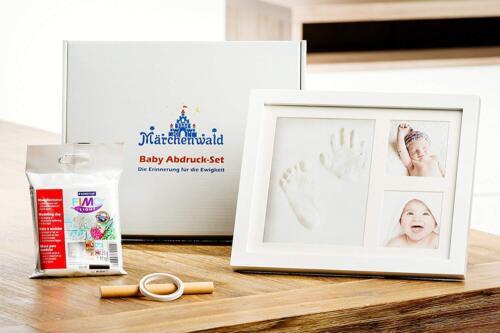 Weihnachten Märchenwald Baby Abdruckset Super Geschenkidee Neu Sonderpreis