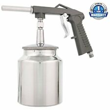 TCP Global BRAND Pneumatic Air Undercoating Gun With Suction Feed Cup Also for S