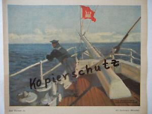Paul Rieth B313 Einfach Und Leicht Zu Handhaben Rational Original Blatt Aus Zeitschrift Jugend 1911 Bachmann Matrose Design & Stil Antiquitäten & Kunst
