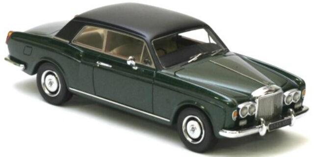 NEO - 44145 Bentley Corniche verde METALLIZZATO 1971-77 1 1 1 43 scala NUOVO con scatola 219e14