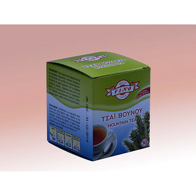 "Greek Mountain Tea ""Fino"" 10 Teabags"