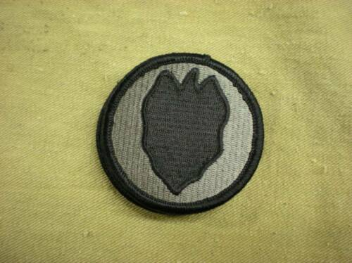 US ARMY 24TH INFANTRY DIVISION PATCH ACU