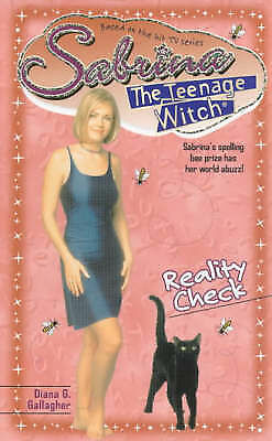 Reality Check (Sabrina, the Teenage Witch), Gallagher, Diana G., Very Good Book
