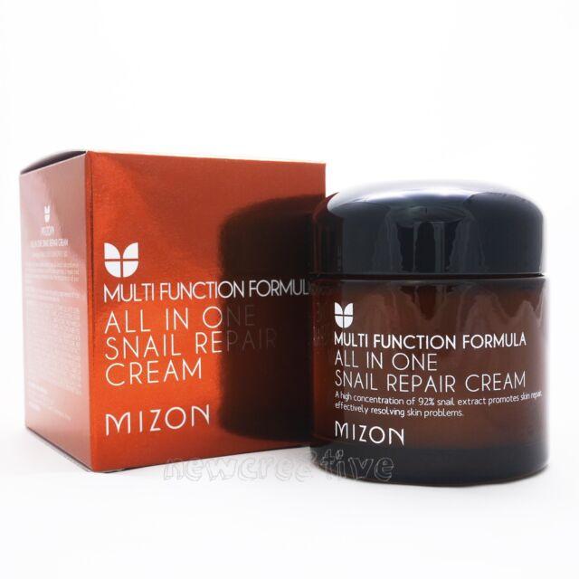 MIZON All In One Snail Repair Cream 75ml (Snail Secretion Filtrate 92% )
