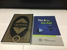 Holy Quran Koran English Translation With The Key To Understanding Islam Book